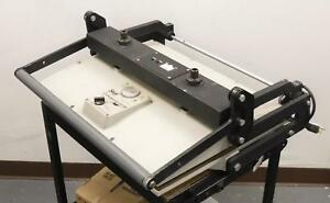 Seal Commercial 210m Dry mounting Laminating Press Tested Working