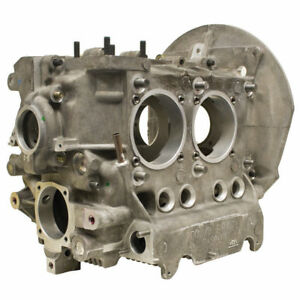 Vw Engine Motor Case New For Vw Bug type 3 early Bus Empi 980431b Fwpauto