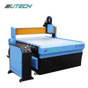 3 Axis Wood Cnc Router Engraving Machine 900 1200mm With Nc studio Controller