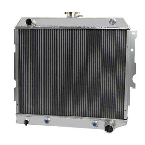 3 Row Radiator For 1970 1974 1973 1972 Dodge Challenger Charger Coronet Plymouth