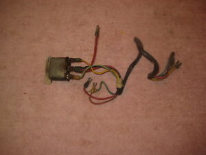 1957 1958 1959 1960 Ford Thunderbird Power Seat Relay Wiring