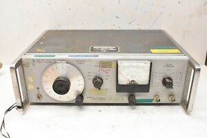 Hp 651a Test Oscillator