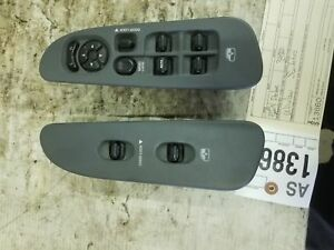 2006 2009 Dodge Ram 2500 3500 Grey Slt Window Switches As13860