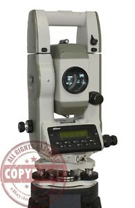 Nikon Dtm a20lg Total Station Surveying sokkia topcon Trimble Leica surveyors