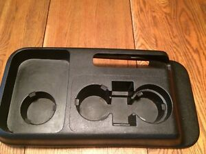 2003 2008 Honda Element Ex 2 4l Center Console Lower Cup Drink Holder Trim Oem