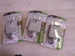 Lot Of 8 Westek Photo Electric Switch Stem Mount Light Control Outdoor 1n