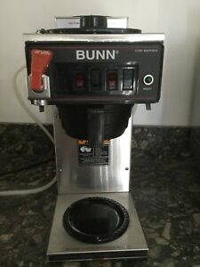 Automatic Commercial Stainless Steel Bunn Coffee Maker