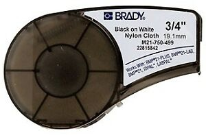 Brady M21 750 499 0 750inx16ft Lbl For Bmp21 And Bmp21 plus