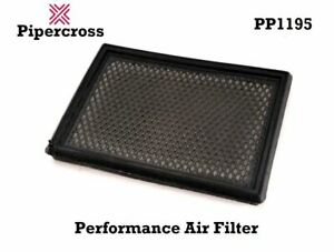 Air Performance Filter For Nissan Primera Traveller w10 1 6i k n 33 2036