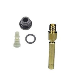 Mercedes W124 300ce W129 300sl 90 93 Fuel Injector With Seals And Sleeve Bosch