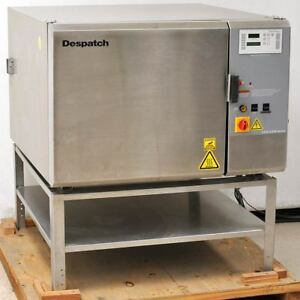 Despatch Llc1 51n 3 Industrial Lab Process Oven Lcc lcd Stainless 260c 500f