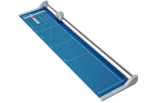 Dahle 558 Professional Rolling Trimmer 51 1 8 Cut Length Paper Cutter