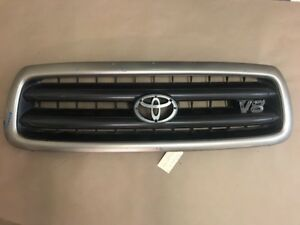 2001 2002 2003 2004 Toyota Sequoia V8 Front Grill Grille Oem 53100 0c030