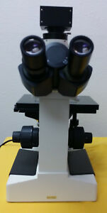 Xds 1a Inverted Microscope