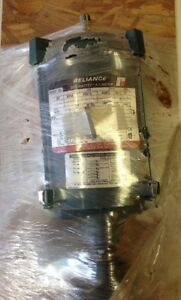 Reliance Electric Duty Master A c Motor 1 4 Hp 118 208 230 Volts 1140 Rpm