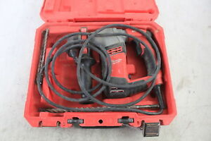 Milwaukee 5263 21 5 8 In Sds Rotary Hammer With Case And Bits