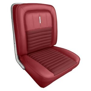 1967 Ford Fairlane 500xl Gt Gta Upholstery For Front Bucket Seats