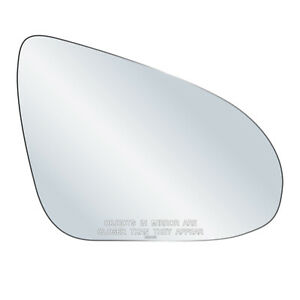 New Passenger Side Mirror Glass Replacement Lens For Toyota Avalon Camry Right
