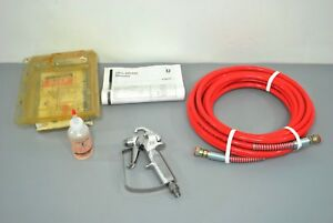 Graco Contractor 2 Ii Airless Spray Paint Gun Paint Sprayer Rig Line Hose