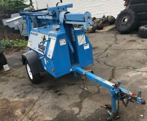 Genie Tml 4000n Deutz 6kw Diesel Generator Light Tower 4614 Hours