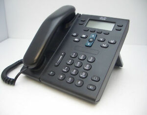 Cisco Cp 6941 Unified Ip Phone 694 Multi line Sccp Voip Phone