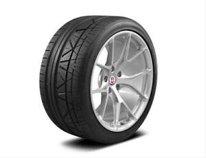 Set Of 4 Nitto Invo Tires 225 45 17 Radial Blackwall Dot Approved 202900