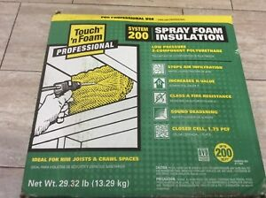 touch N Foam System 200 2 component Foam Sealant 4006020200 Brand New