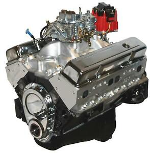 Blueprint Engines Dressed Long Block Chevy 350 Crate Engine Bp35513ctc1