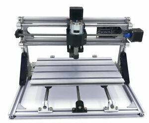 3 Axis Usb Diy Cnc 3018 Mill Wood Router Kit Engraver Milling Machine Er11 Us