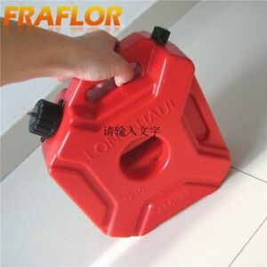 5l Jerry Cans Gas Diesel Petrol Fuel Tank Oil Container Fuel jugs Auto Motorbike