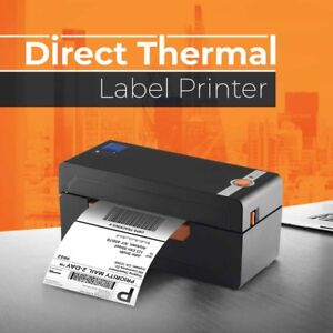 Instaship Label Printer Direct High speed Thermal Printing Home Or Office Use