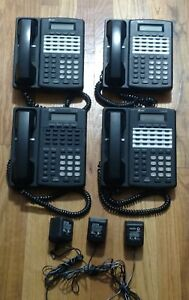 Lot Of 4 X At t 4 line 954 Business Phones