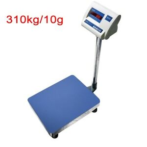 310kg 10g Houseables Industrial Platform Scale Industry Weighing Shipping Scale