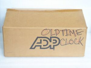 Adp Etime Clock In Time Recorder 8600615 427