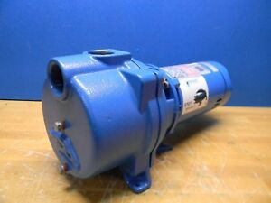 Goulds Irri gator 3 4 Hp Self Priming Centrifugal Pump 115 230v Gt07