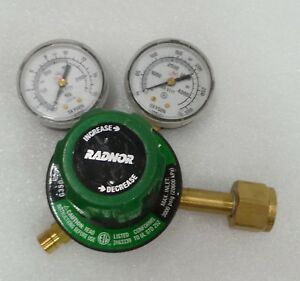 Radnor Model G350 150 540 Heavy Duty Oxygen Single Stage Regulator