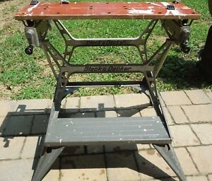 Black & Decker Workmate Cast Aluminum