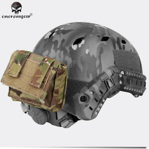 Emerson Tactical FAST Helmet Accessories Utility Pouch Helmet Removable Pouch