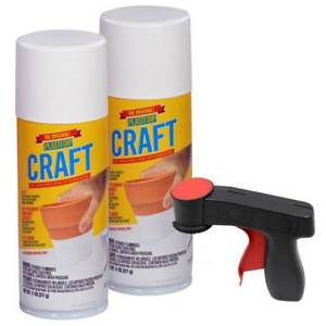 Performix Plasti Dip Craft Kit 11 Oz Aerosol Crisp White And Cangun