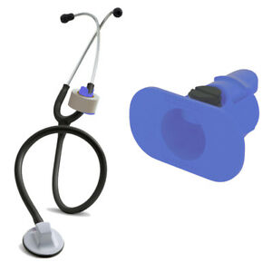 S3 Stethoscope Tape Holder blue Littmann Nursing Scrubs Ems Emt Nurse Gift