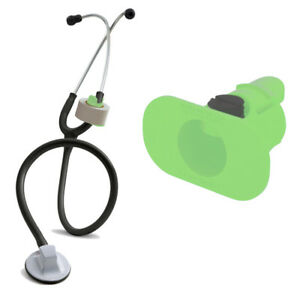 S3 Stethoscope Tape Holder green Littmann Nursing Scrubs Ems Emt Nurse Gift
