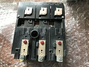 Square D Disconnect Switch D1os2 New