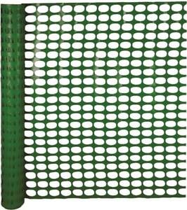 Fence Snow Guard Green 4x100ft