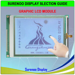 Surenoo Display Selection Guide Graphic Lcd Module