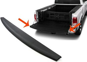Replacement Tailgate Cap Spoiler Protector For 2009 2018 Dodge Ram New Free Ship