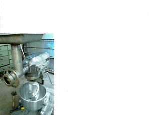Hobart A 200t 20 Quart Commercial Mixer On Stand With Hook And Free Grinder