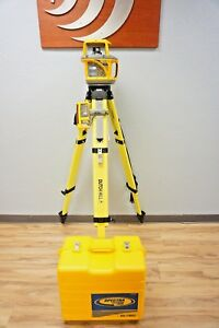 Trimble Spectra Gl760 Dual Slope Machine Control Grade Laser Level
