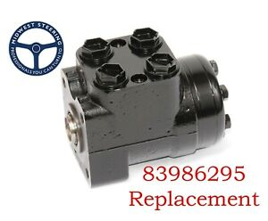 New Holland Steering Valve Replaces 83986295 Compact Tractors 3230 3430 4130