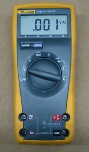Fluke 77 Iii Series Iii Digital Multimeter With Leads And Extras