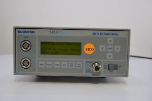 Boonton 4231a Rf Power Meter 10 Khz To 100 Ghz